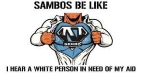 Sambos Be Like