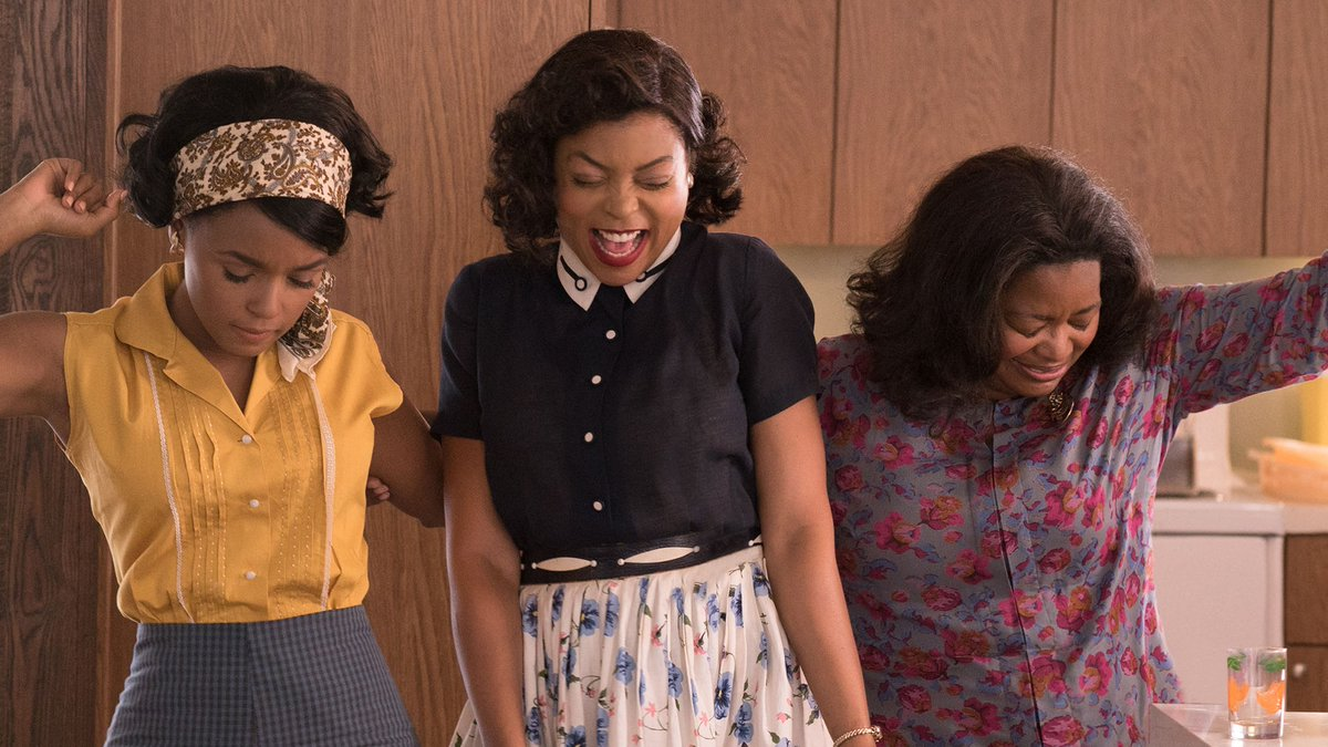 Taraji Henson, Octavia Spencer and Janelle Monet Prove #BlackGirlMagic Is Nothing New